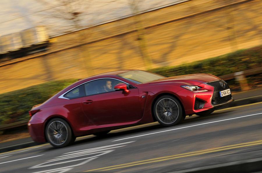 £59,995 Lexus RC F