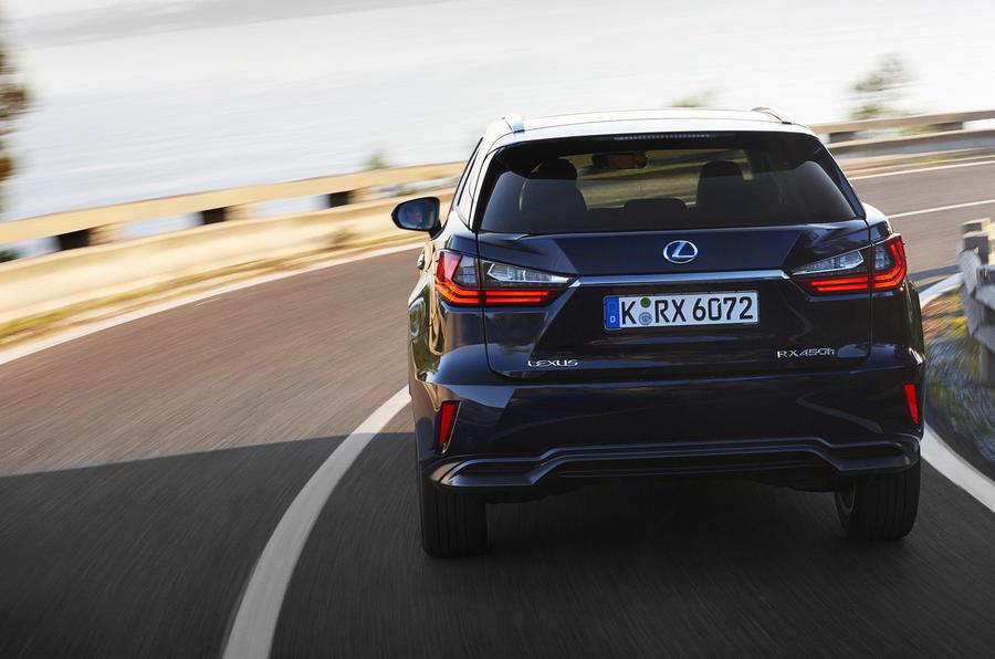 2015 Lexus RX 450h Premier review