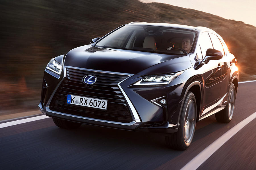 2015 lexus rx 450h premier review review autocar. Black Bedroom Furniture Sets. Home Design Ideas