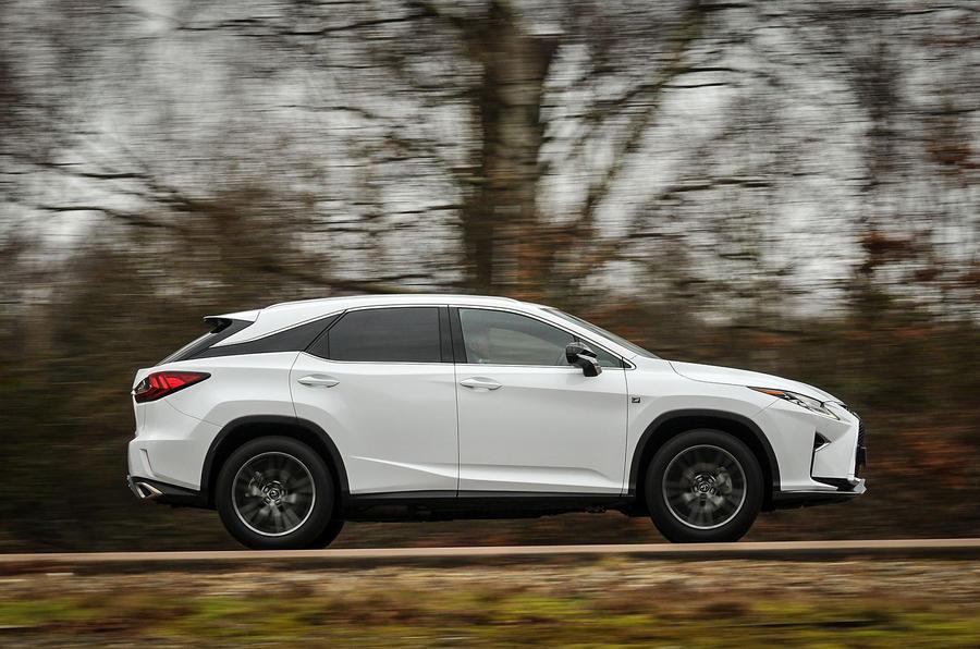 2016 Lexus Rx200t Review Autocar