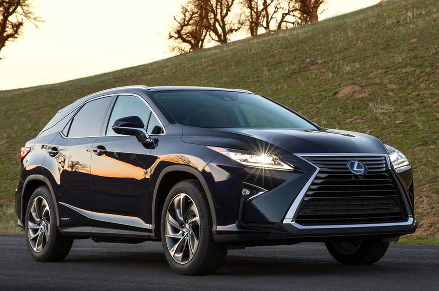 New Lexus Suv >> New Lexus Rx Priced From 39 995 Autocar