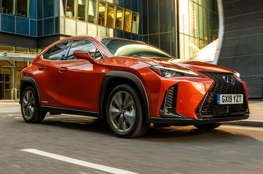 lexus plots new entrylevel compact for 2021  autocar
