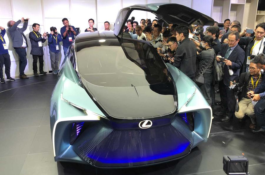 Toyota to unveil solid state battery-powered concept auto in 2020