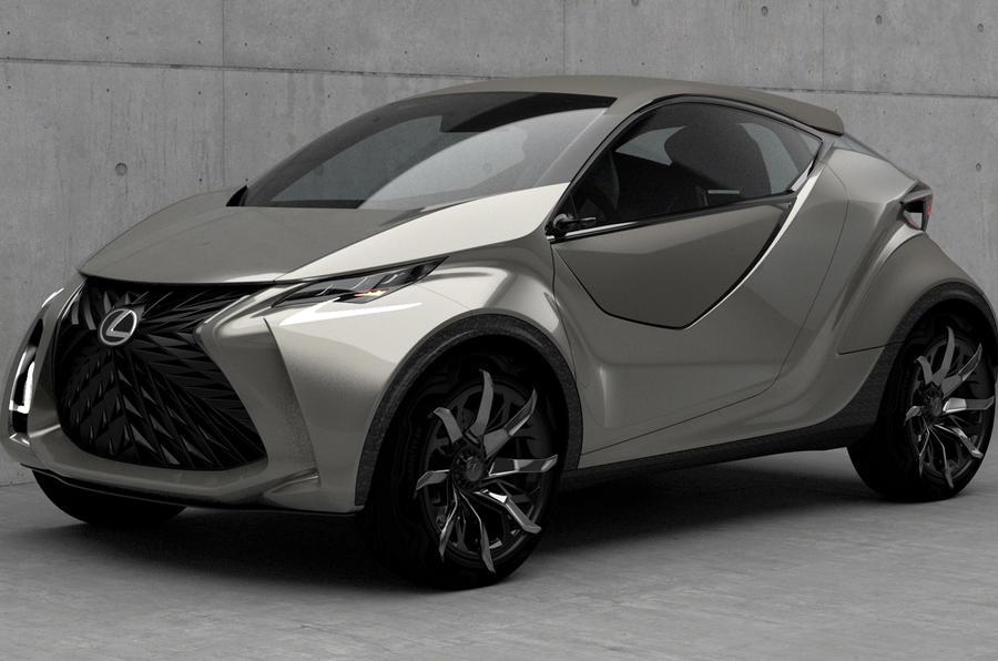 Lexus LF SA City Car Concept Revealed At Geneva Autocar