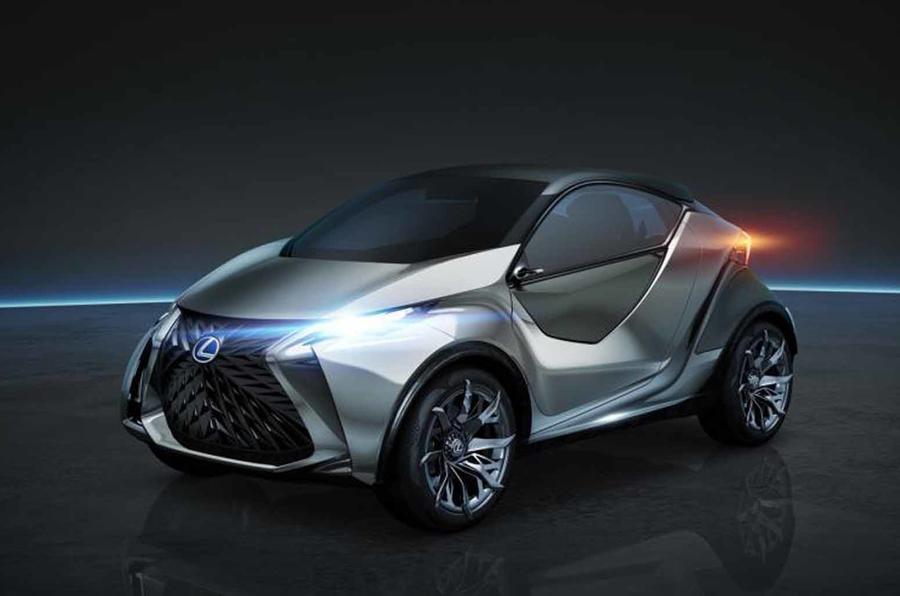 First Lexus EV will be urban-focused hatchback