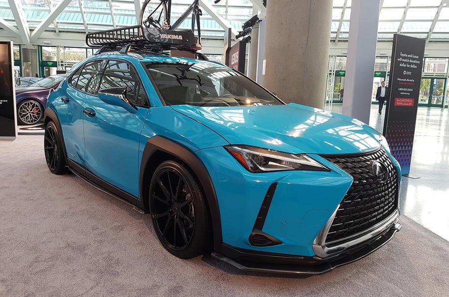 Lexus UX custom