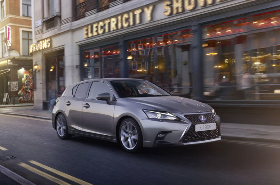 2018 Lexus CT 200h launched with design and safety upgrades