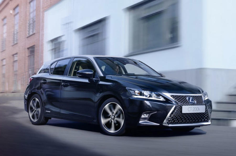 Lovely 2018 Lexus CT 200h Launched With Design And Safety Upgrades ...