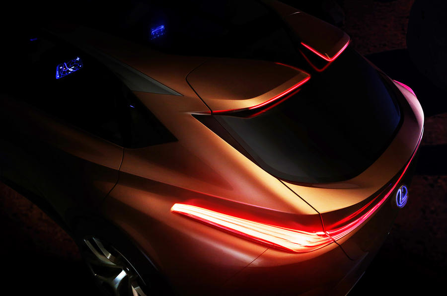 Lexus to Unveil the LF-1 Limitless Concept Flagship Crossover in Detroit