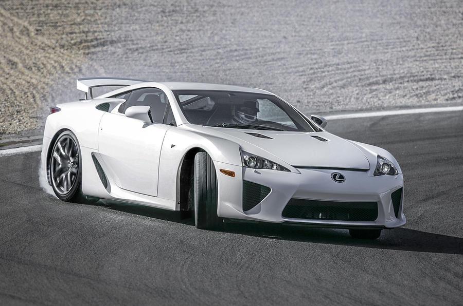 Lexus lfa 2016
