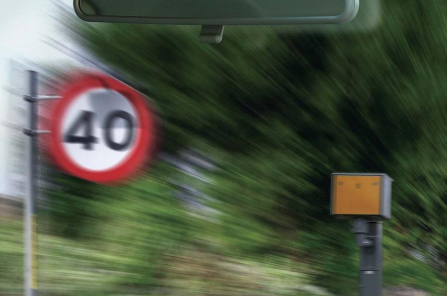 Punish drivers who go 1mph over speed limit - West Mercia Police chief