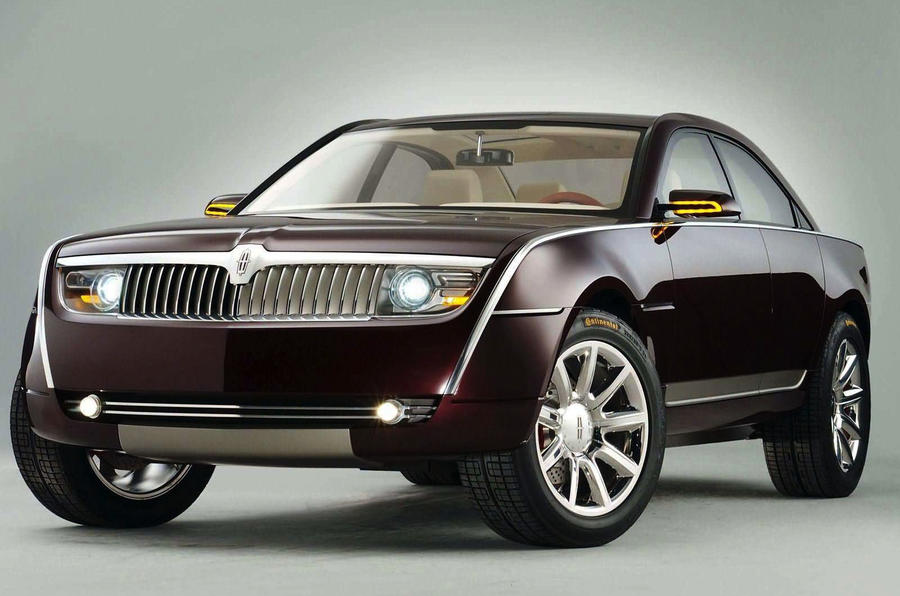 Need To Reinvent Lincoln Send For The Brits Autocar