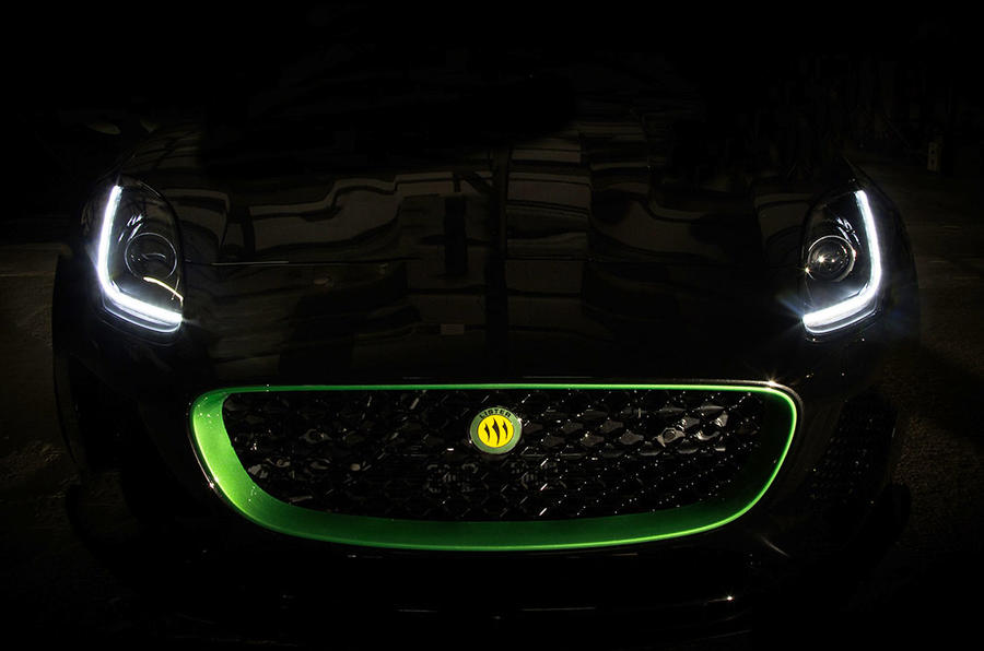 666bhp Lister Thunder due in January