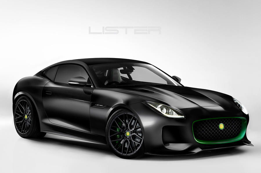 Lister Thunder renamed LFT-666 for production
