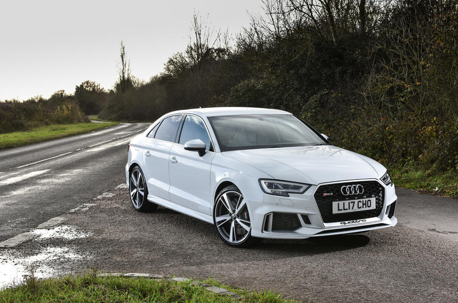 4 star Litchfield Audi RS3