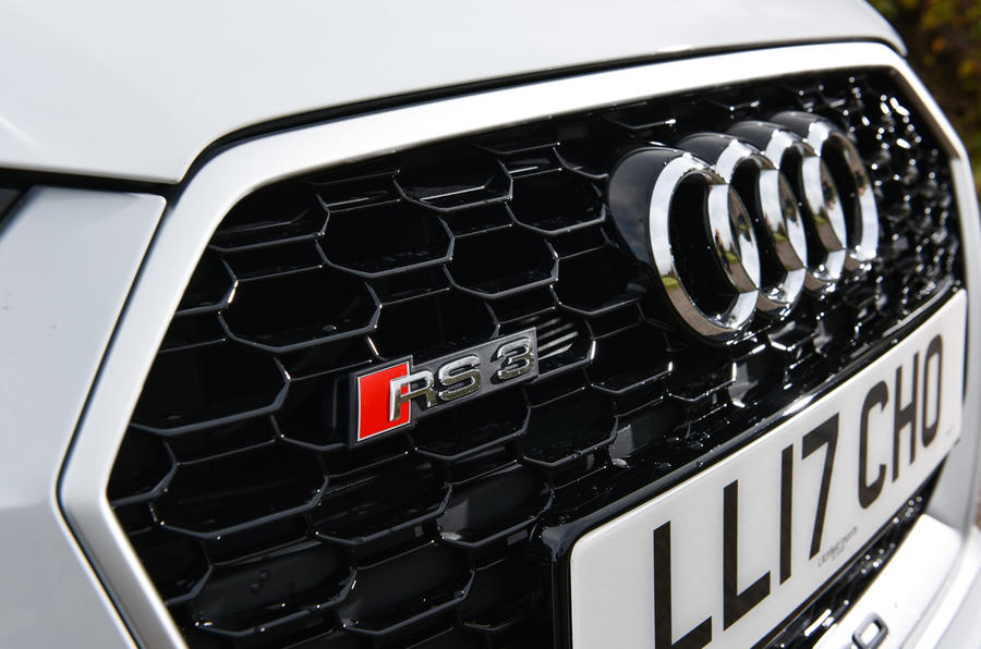Litchfield Audi RS3 front grille