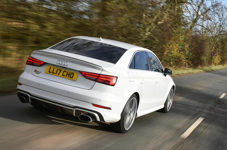 Litchfield Audi RS3 rear