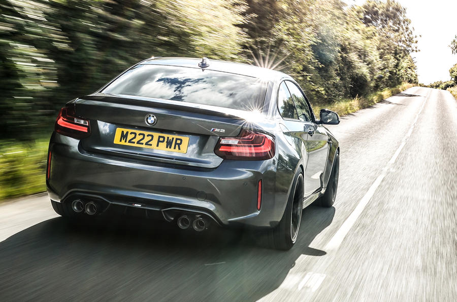 Litchfield BMW M2 rear