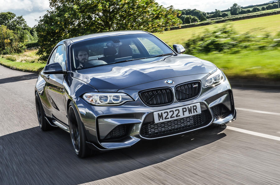 Litchfield Bmw M2 2018 Review Autocar