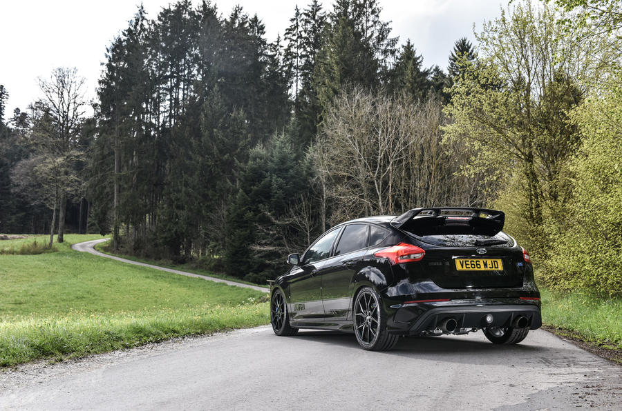 Litchfield Ford Focus RS rear quarter