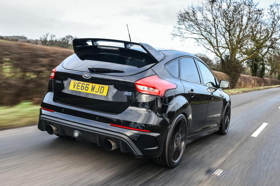 Litchfield Ford Focus RS rear