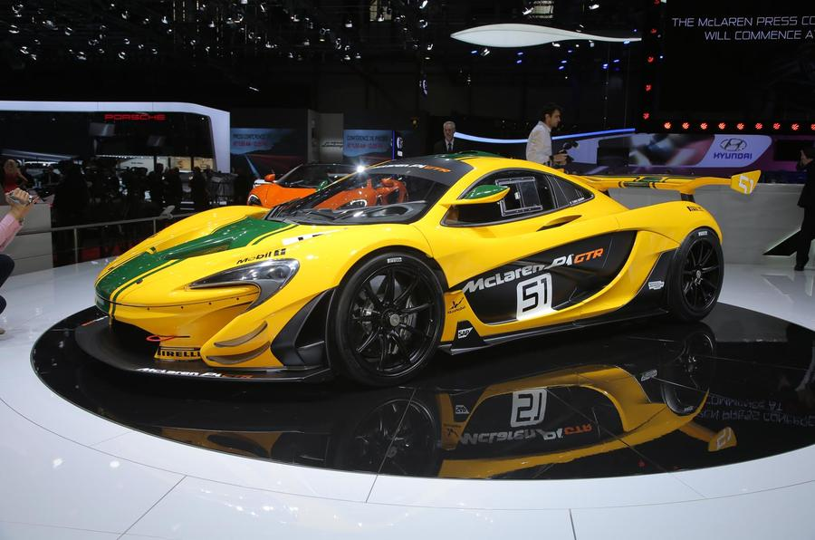 d6c107fdff28b7 2015 McLaren P1 GTR revealed - new pictures and video