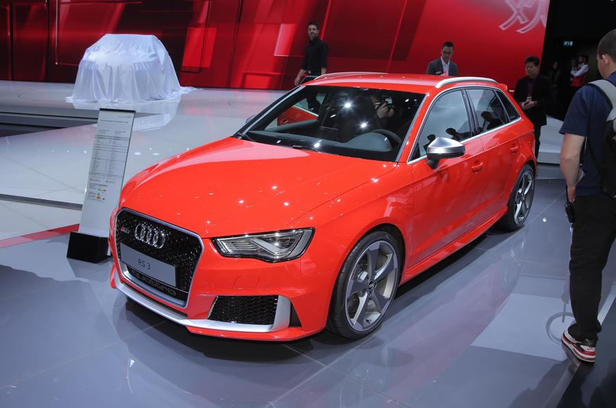 2015 Audi Rs3 Sportback Priced From 39 950 Plus Pictures And
