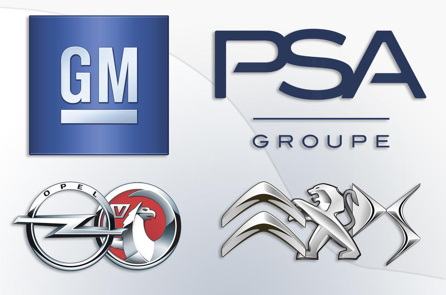 PSA takeover of GM Europe