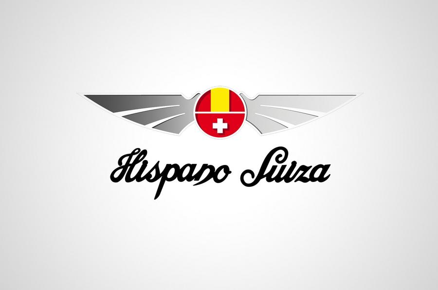Logo from Hispano Suiza Cars SL, the Spanish contender