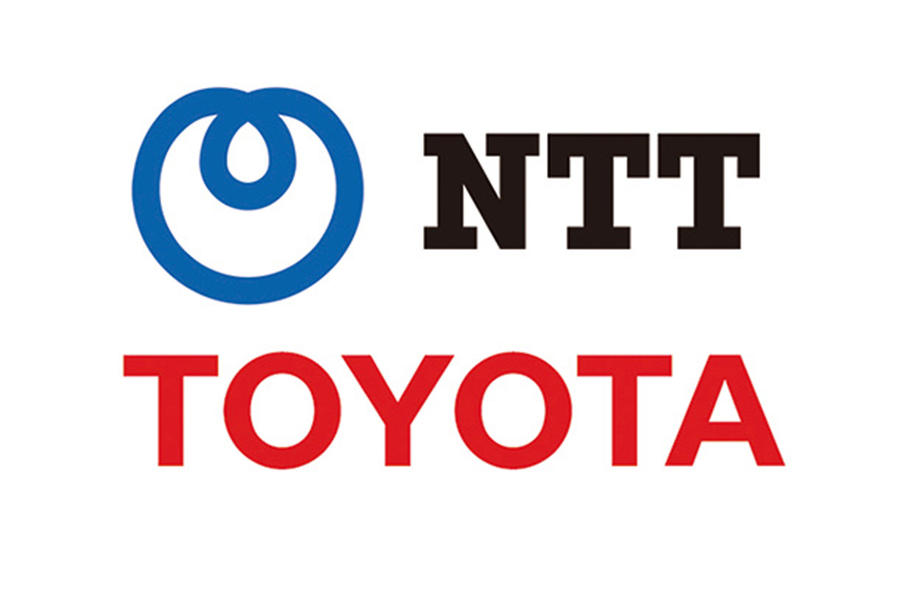 Toyota NTT connected deal