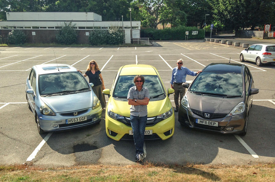 Honda Jazz long-term test review