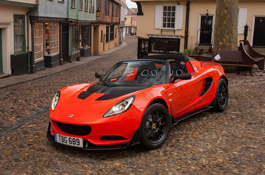Lotus Elise Cup 250 is the fastest-ever Elise, replaces Cup 220