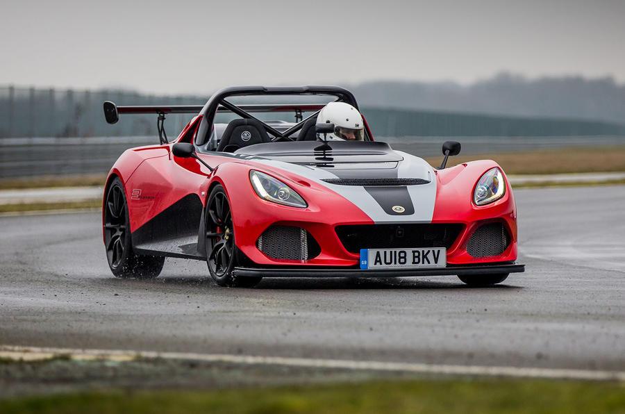 Top 10 lightweights Lotus 3-Eleven
