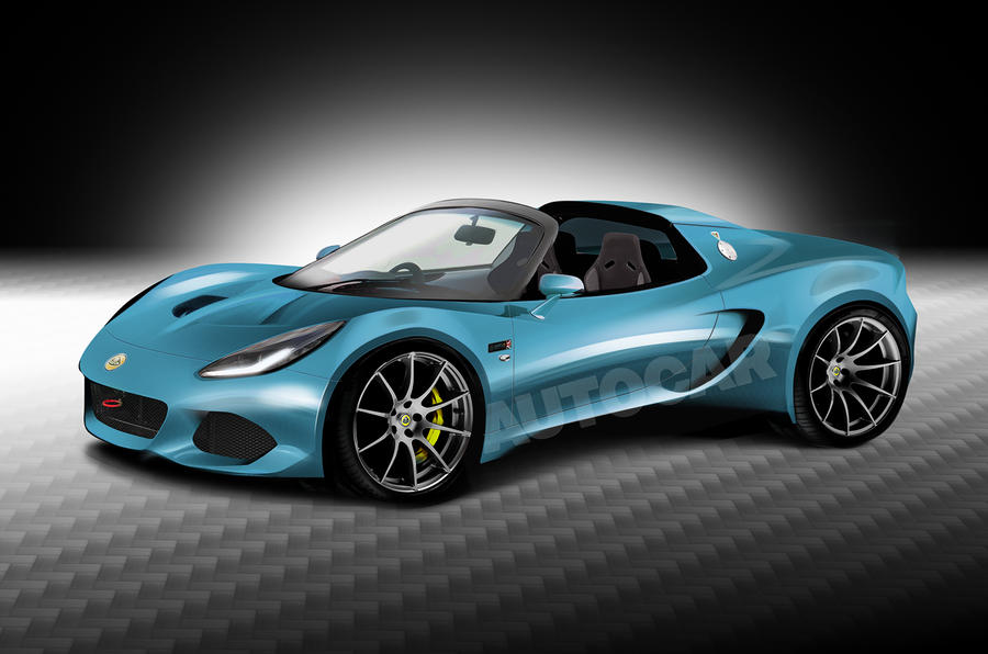 2020 Lotus Elise to head new range of models