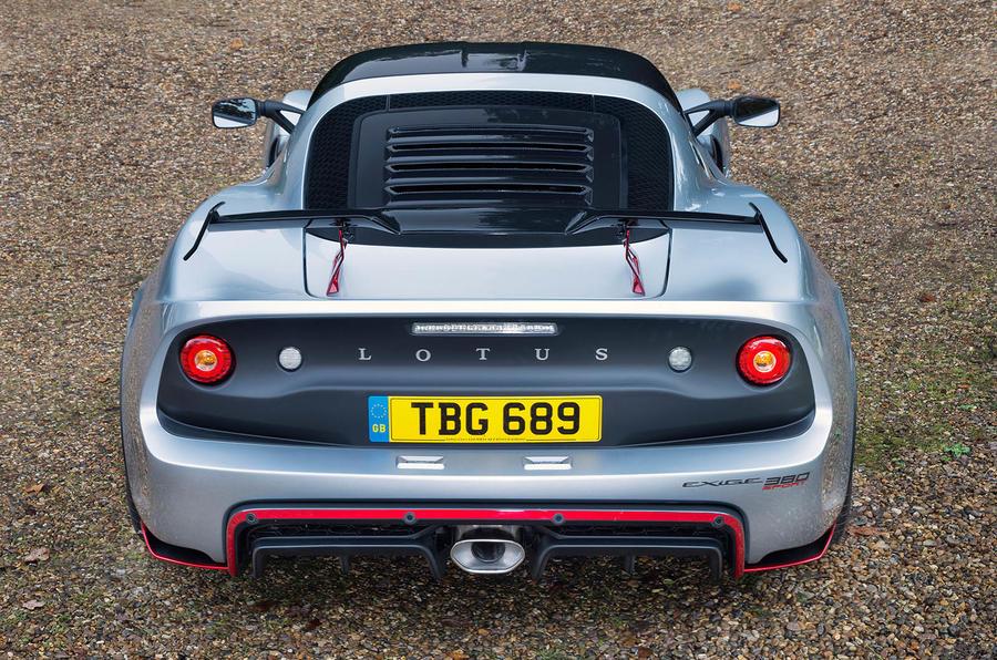 lotus exige sport 380 revealed autocar. Black Bedroom Furniture Sets. Home Design Ideas