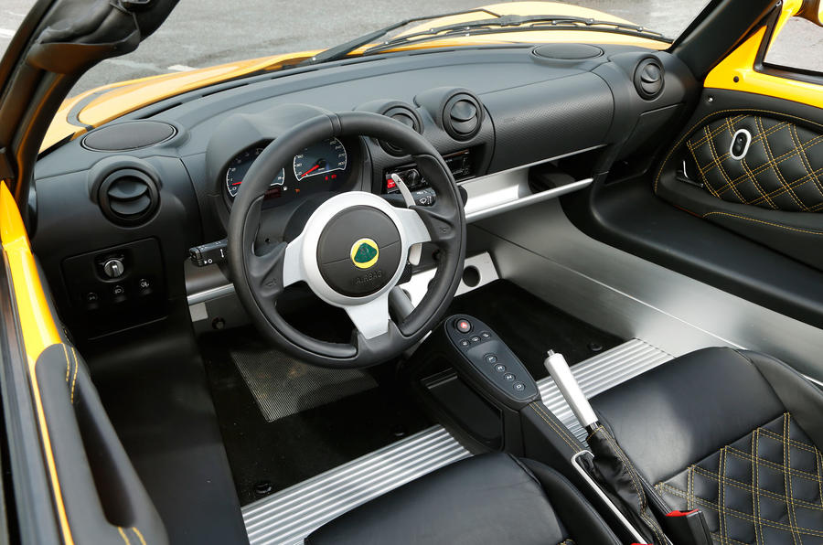 2015 Lotus Exige S Roadster auto review review | Autocar