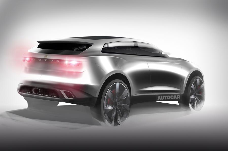 2021 Lotus SUV 5