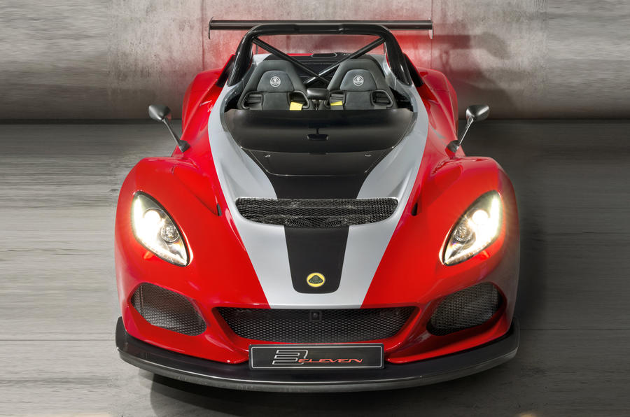 Lotus 3-Eleven 430 launched as brand's fastest road-legal model