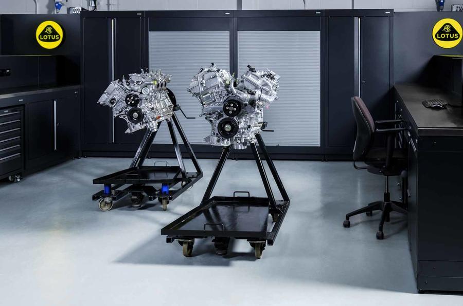 Lotus Engineering Hethel new facilities