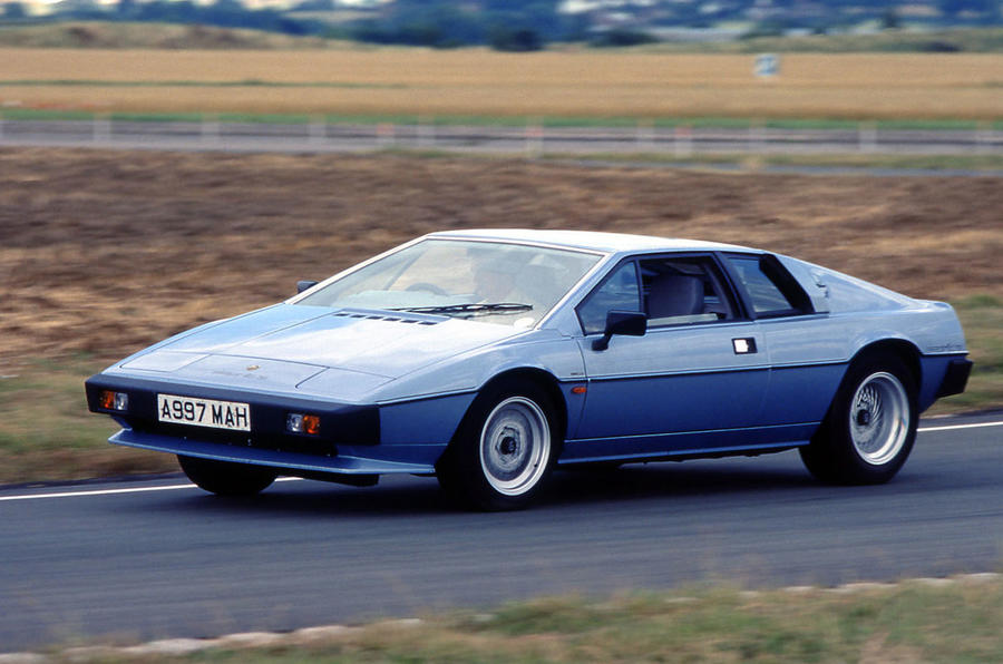 64: 1975 Lotus Esprit