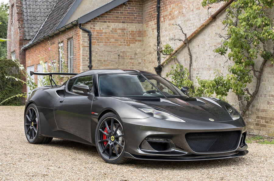 Lotus Reveals 430bhp, 190mph Evora GT430 As Its Most Powerful Road Car