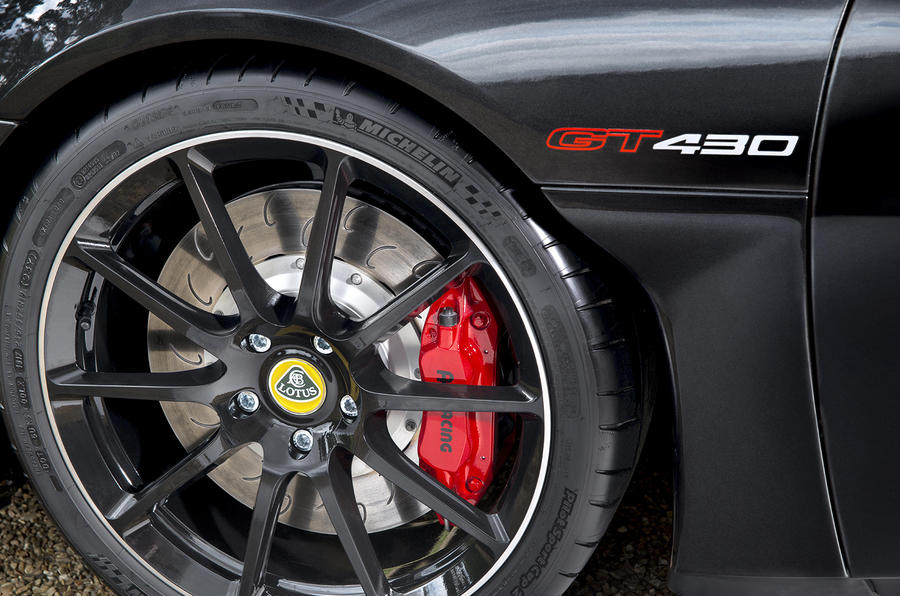 Lotus Evora GT430 Sport is fastest road-going Lotus yet