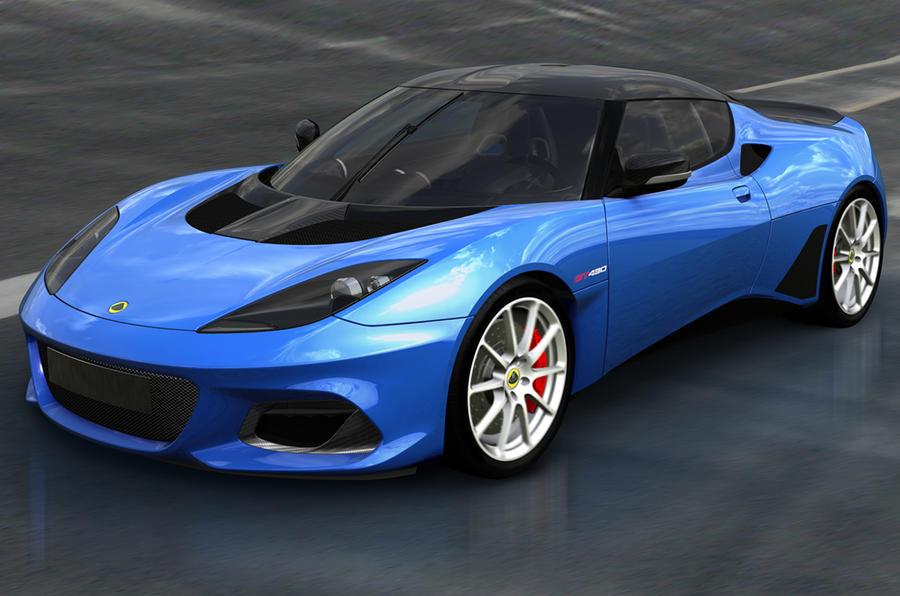 lotus evora gt430 sport is fastest road going lotus yet autocar. Black Bedroom Furniture Sets. Home Design Ideas