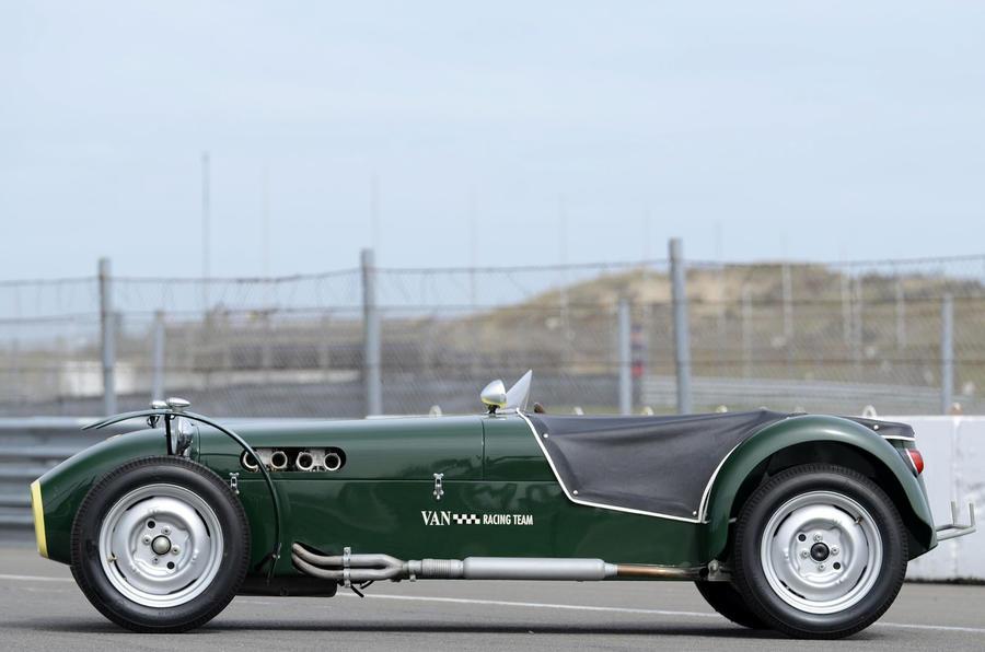 Lotus Mk7