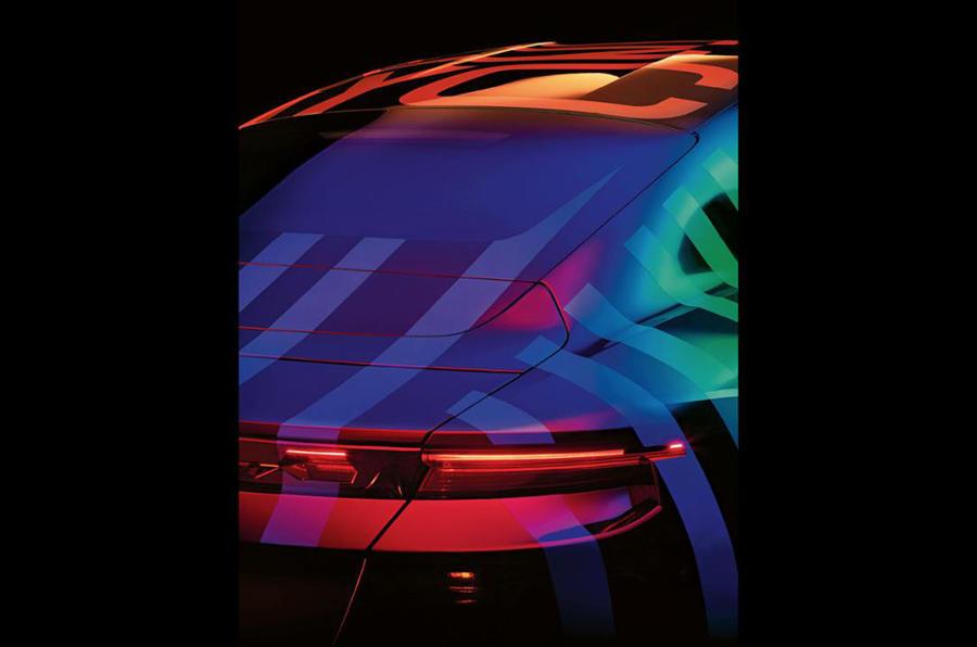 Porsche Taycan prototype official press images