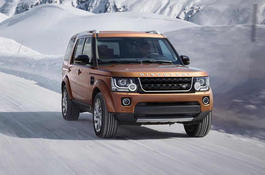 Land Rover Discovery Landmark And Graphite Specs Introduced Autocar
