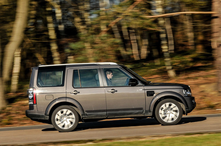 £55,995 Land Rover Discovery Landmark