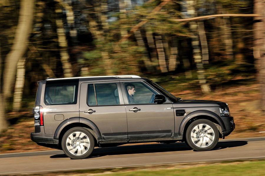 £55,995 Land Rover Discovery Landmark