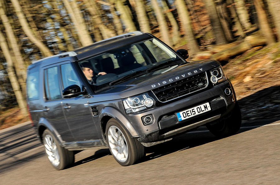 2016 Land Rover Discovery Landmark Review Autocar