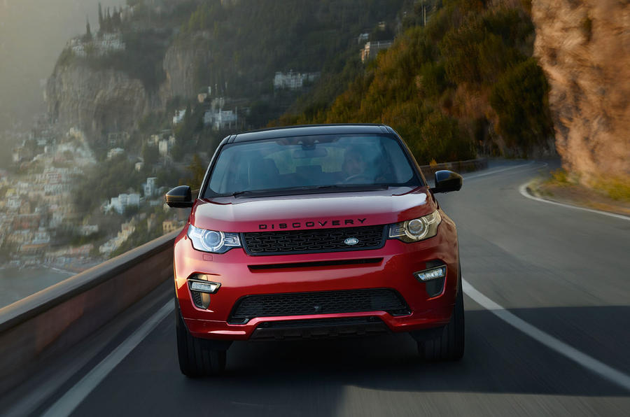 Land Rover Sport >> New Land Rover Discovery Sport HSE Dynamic Lux revealed ...